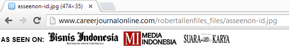 Internet Scam Fake Famous Indonesia